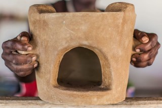 Fuel Efficient Stoves Manufactured by the MWAP Farm