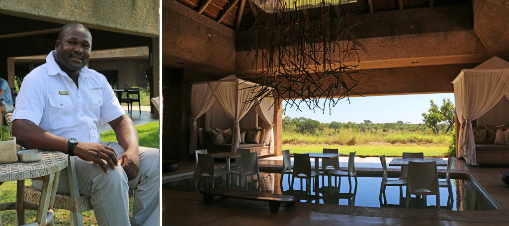 sabi sabi earth lodge staff interior