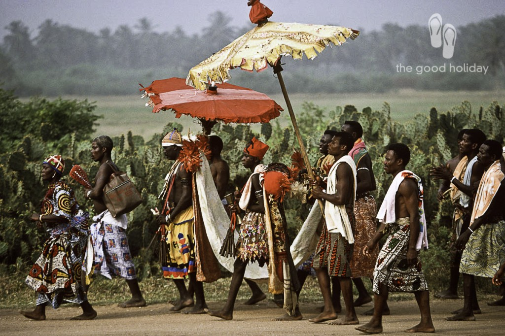 Benin amid the National Voodoo Festival