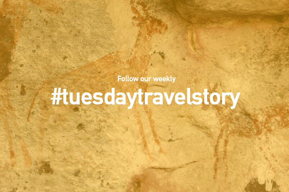 SUBSCRIBE TO OUR #TUESDAYTRAVELSTORIES