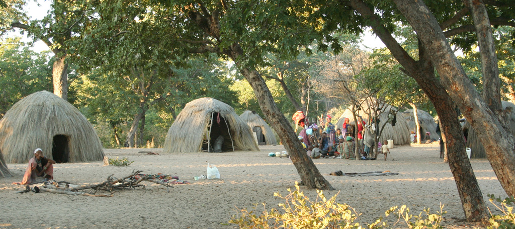 San people Nhoma Safari Camp Namibia
