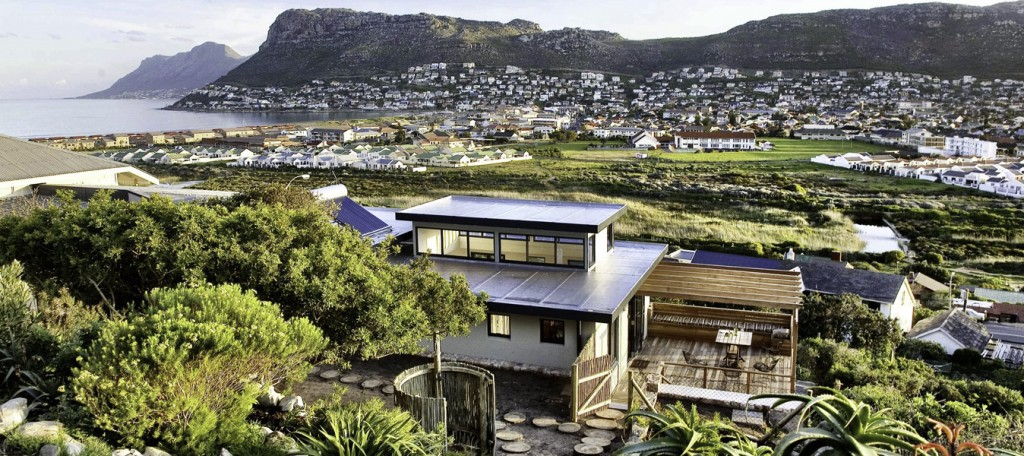The Mountain House Cape Town Eco-Tourism
