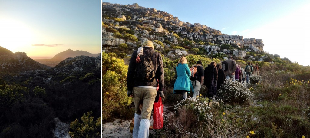 The Sacred Sites Foundation Hike Cape Town