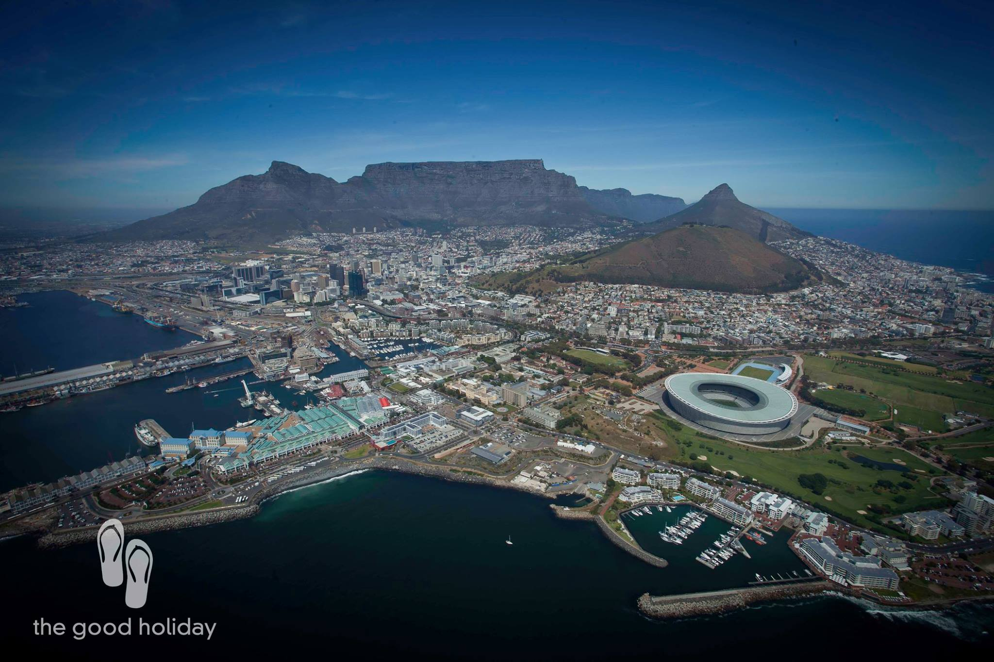 private helicopter tours of Cape Town