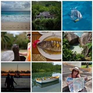 Travel Blog Seychelles