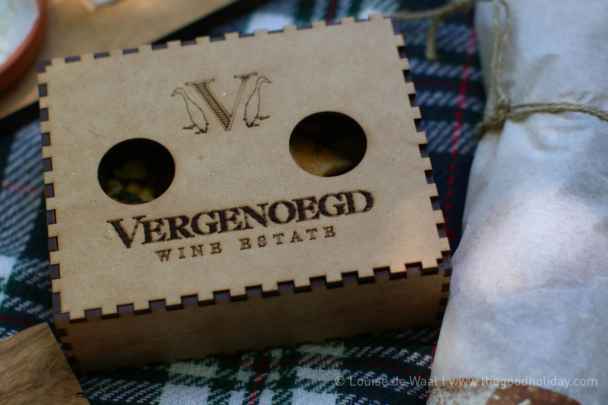 Vergenoegd Wine Estate Artisanal Picnics