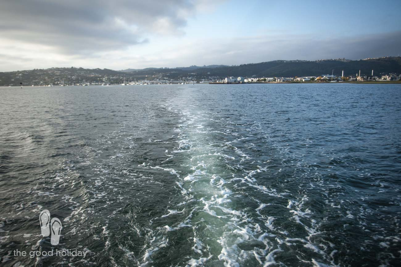 Turbine Hotel Waterclub Knysna Boat ride