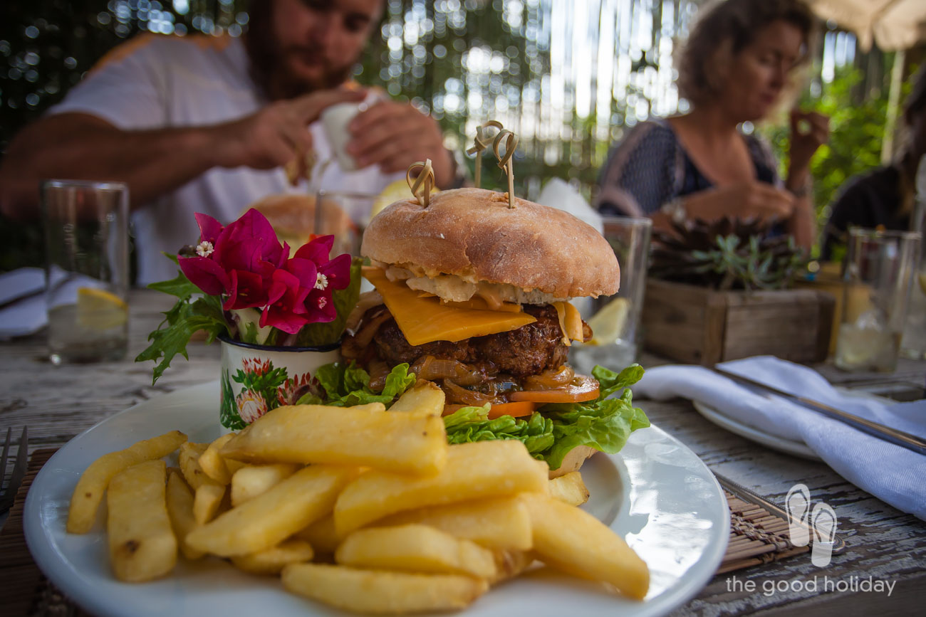 Totties Farm Kitchen Burger