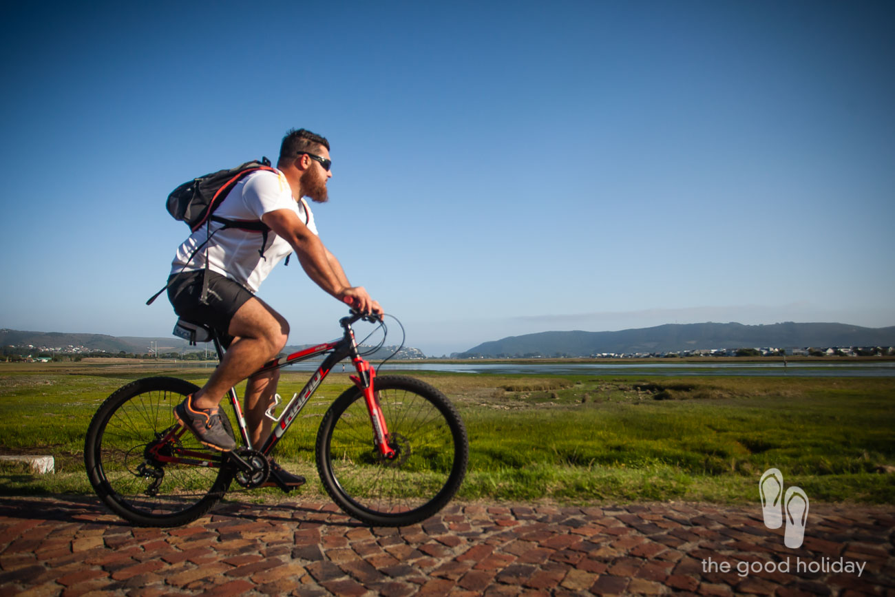 Knysna Cycling with Turbine Hotel and Spa