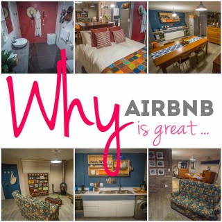 Why AirBnb is great