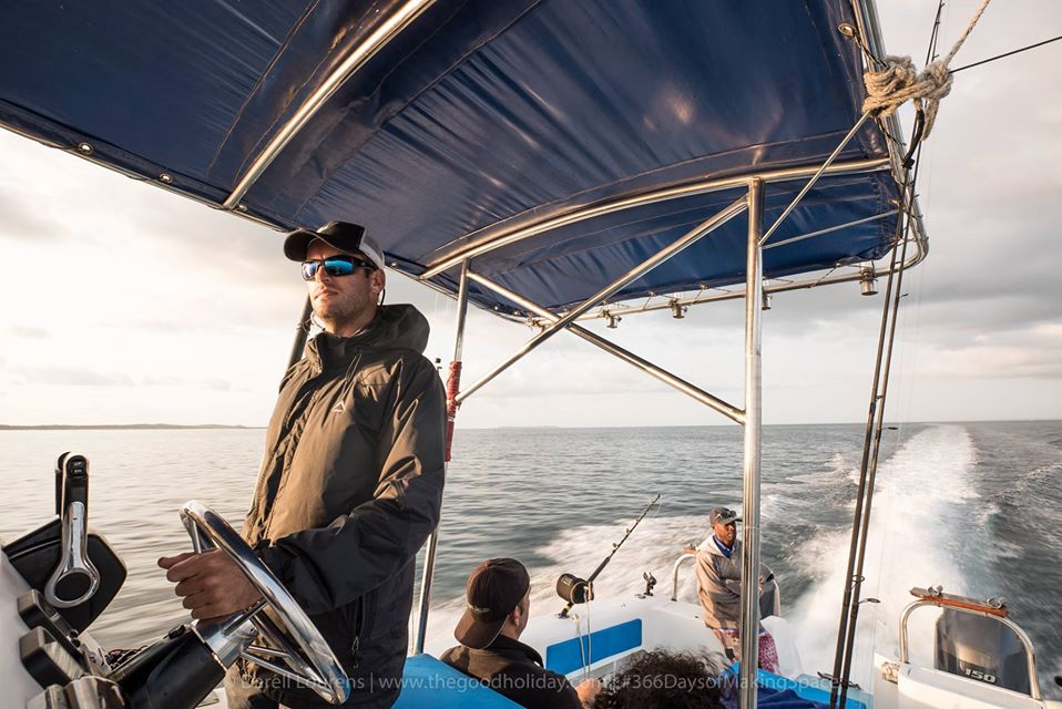 CATCHING MY FIRST FISH: DEAP SEA FISHING 101